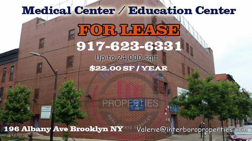 196 Albany Ave, Brooklyn, NY 11213, USA